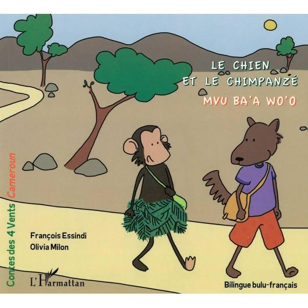 Chien et le Chimpanzé (Le)
