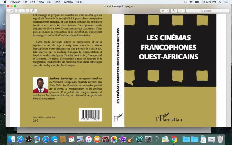 Les cinémas francophones ouest [...]