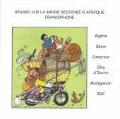 regard sur la bande dessinée d'Afrique francophone