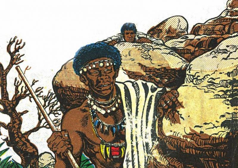 Histoire des fumettis malgaches