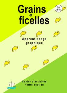 Grains et ficelles / Maternelle petite section 2/3 ans
