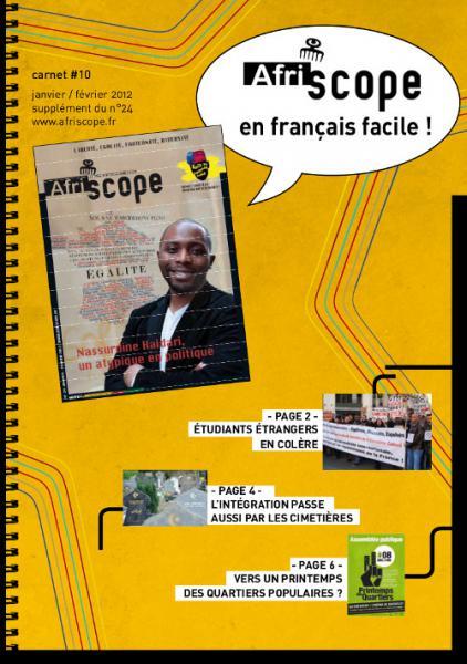 Afriscope en français facile #10