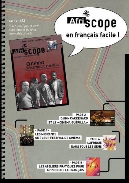 Afriscope en français facile #12