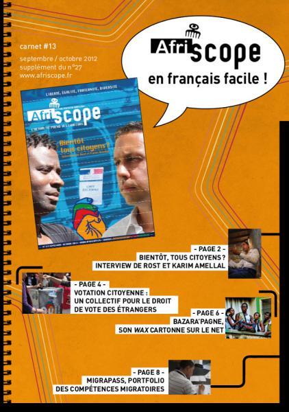 Afriscope en français facile #13 [...]