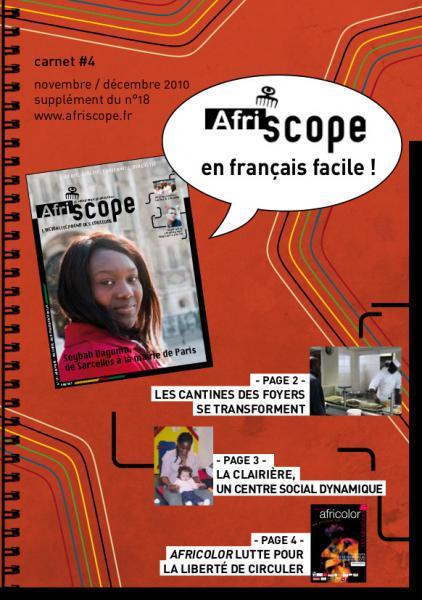 Afriscope en français facile #4