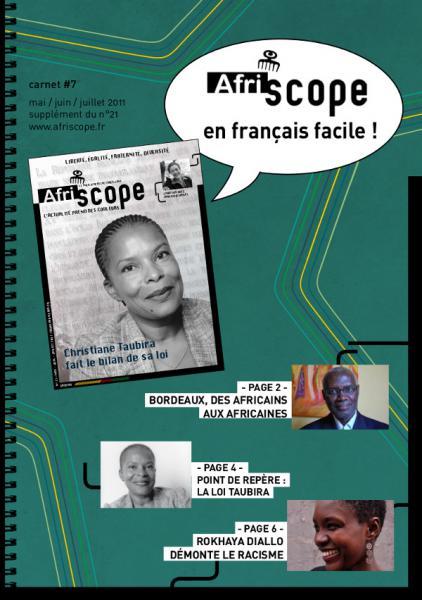 Afriscope en français facile #7 : [...]