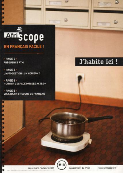 Afriscope en français facile #18