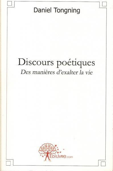 Discours poétiques