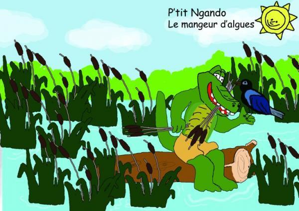 Little Ngando The Seaweed Eater