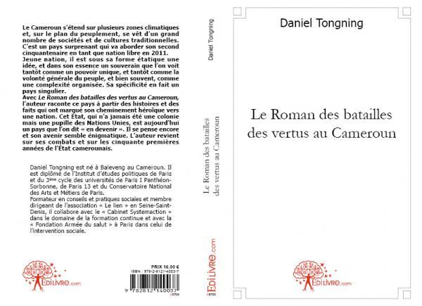 Roman des Batailles des Vertus au Cameroun (Le)