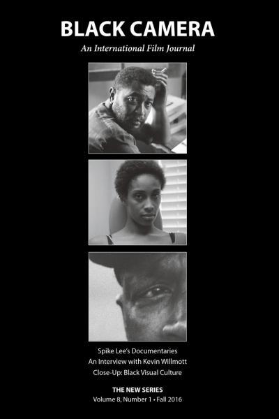 Black Camera - Close-Up: Black Film and Black Visual [...]
