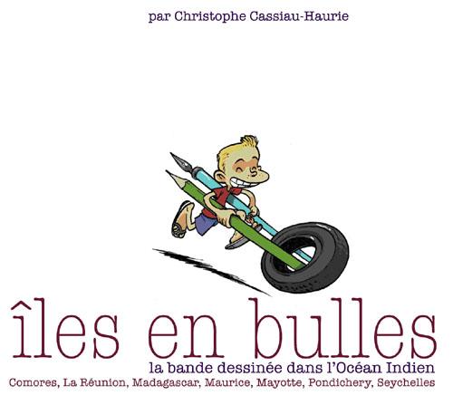 Îles en bulles, la bande dessinée dans l'Océan Indien