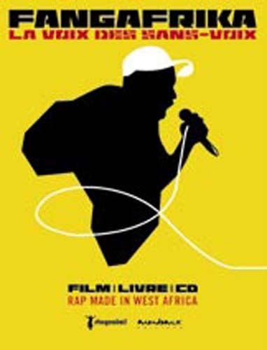 Fangafrika La voix des sans voix (Coffret Film/Livre/Cd)