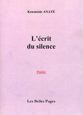 Ecrit du silence (L')