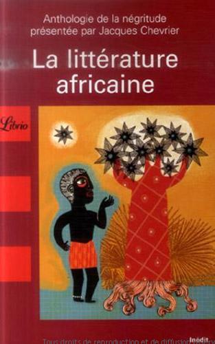 Anthologie de la littérature africaine