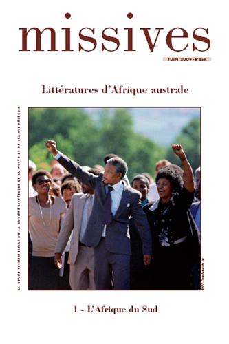 Littératures d'Afrique australe 1 - AFRIQUE DU SUD