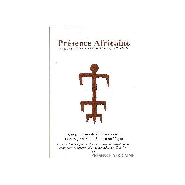 Revue Présence Africaine N°170 -Cinquante ans de cinéma [...]