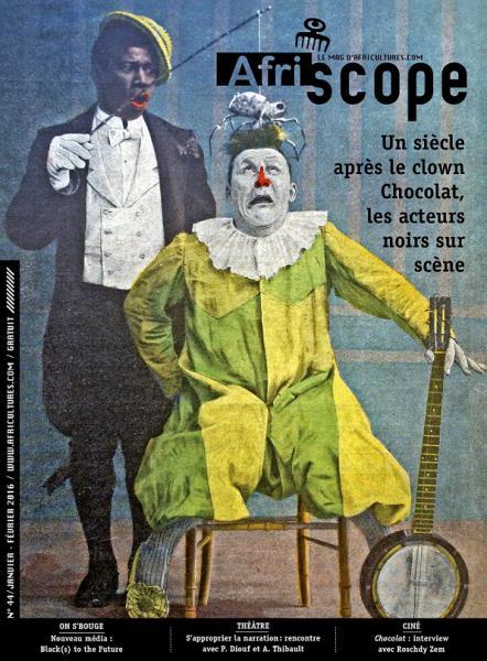 Un siècle après Chocolat, les acteurs noirs sur scène