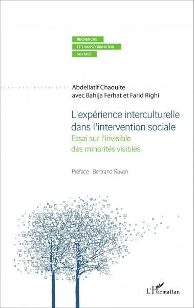 Expérience interculturelle dans l'intervention sociale [...]