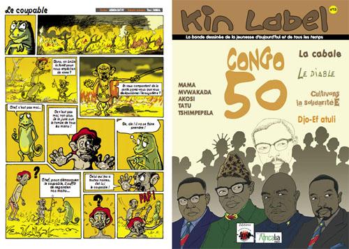 Kin Label n°13