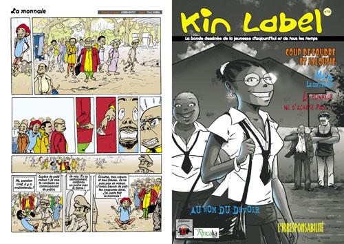 Kin Label n°14