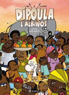 Dipoula, l'albinos