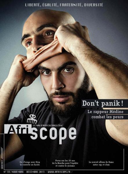 Don't Panik! Le rappeur Médine combat les peurs