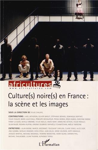 Culture(s) noires en France : la scène et les images