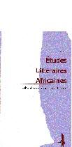 Littératures du Soudan