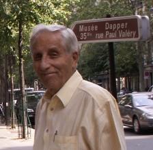 Michel Leveau, fondateur du musée Dapper, est décédé