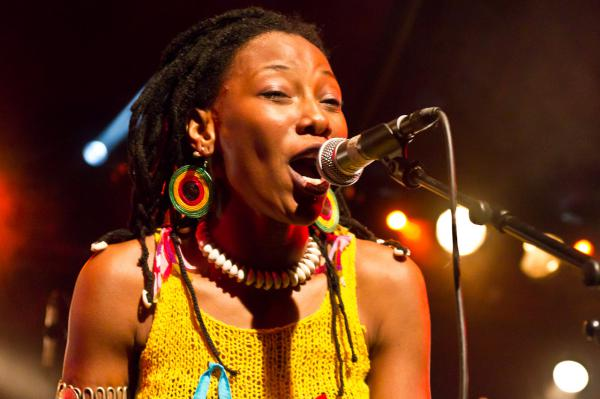 Fatoumata Diawara sera en concert à la Cigale le 23 [...]