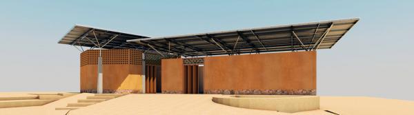Pavillon de l'Architecture en [...]