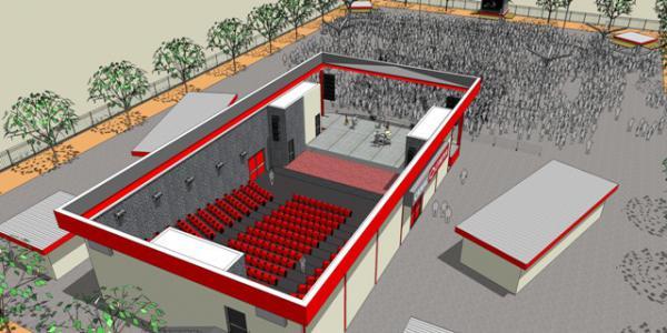 Vivendi inaugure la première salle de cinéma du Cameroun