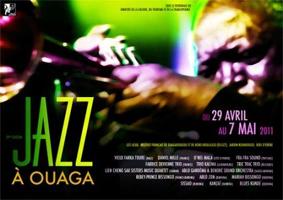 Report de Jazz à Ouaga 2011