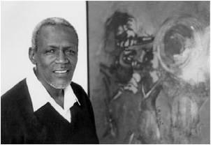 Le Sénégal héritier d'Iba Ndiaye, peintre, natif [...]