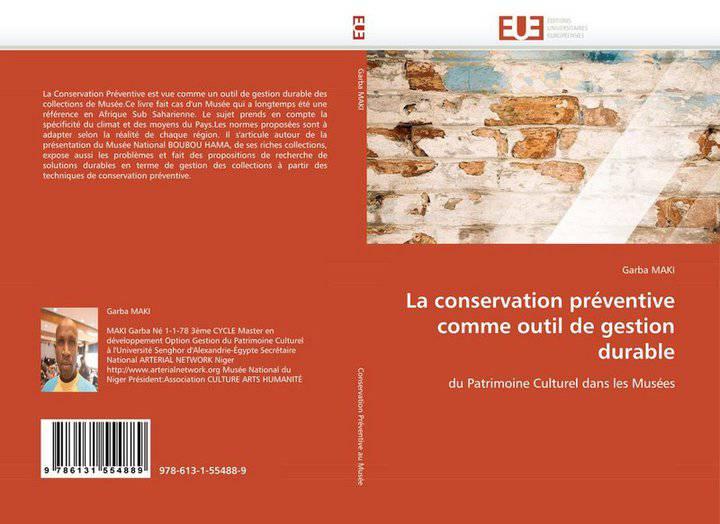 Livre: La Conservation Préventive [...]