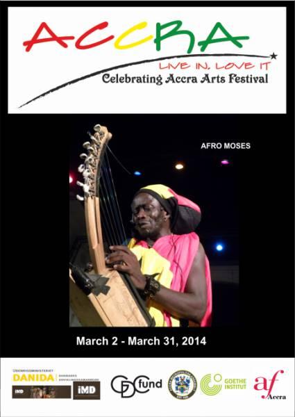 Celebrating Accra Arts Festival