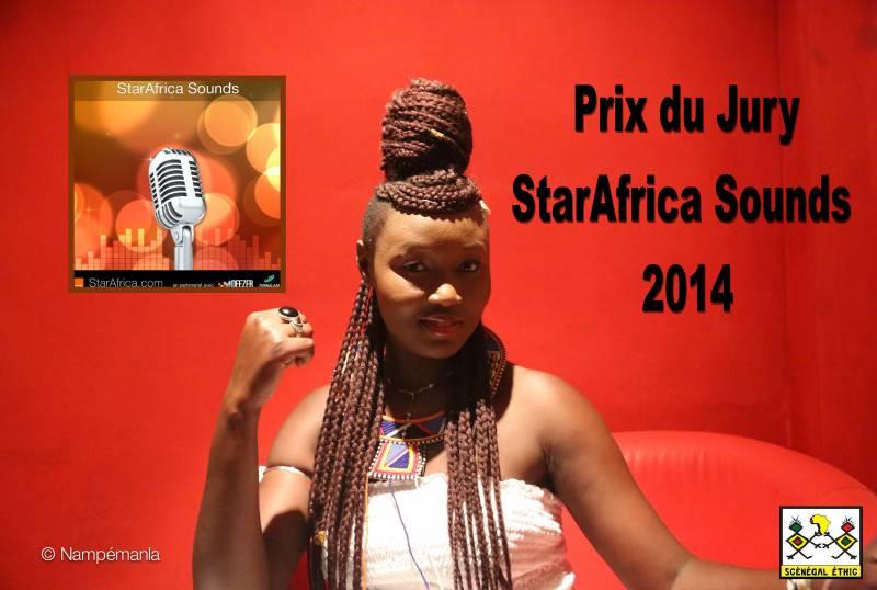 Prix du Jury StarAfricaSounds 2014