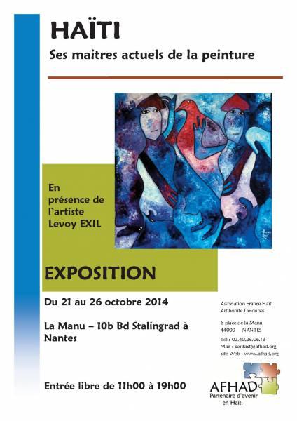 Exposition Haïti ses maîtres [...]
