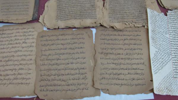La numérisation des manuscrits de [...]
