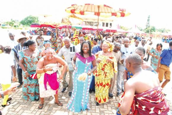 NAFAC presents Ghana as one