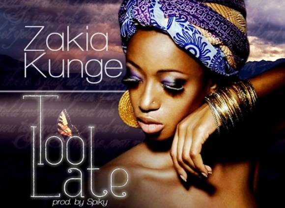 Zakia Kunge out with debut single