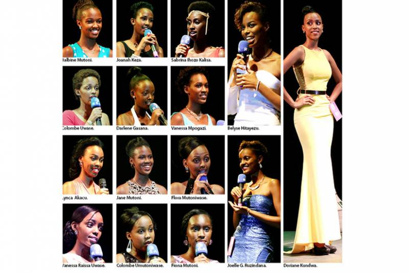 Who will be crowned Miss Rwanda [...]