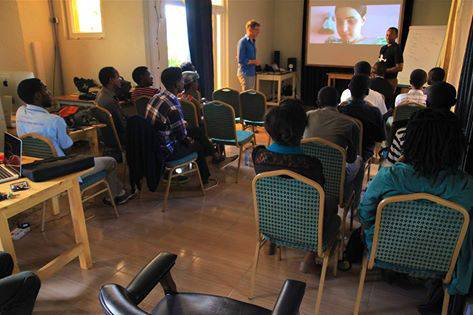 Documentary workshop organised by The European Film Center [...]