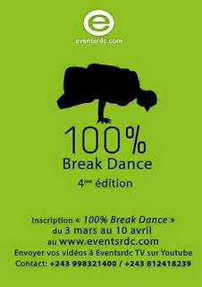 La 4è édition du Festival international «100% Break [...]