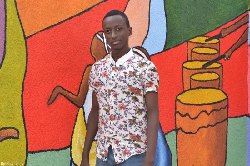 Meet Kwizera, a teen who paints [...]