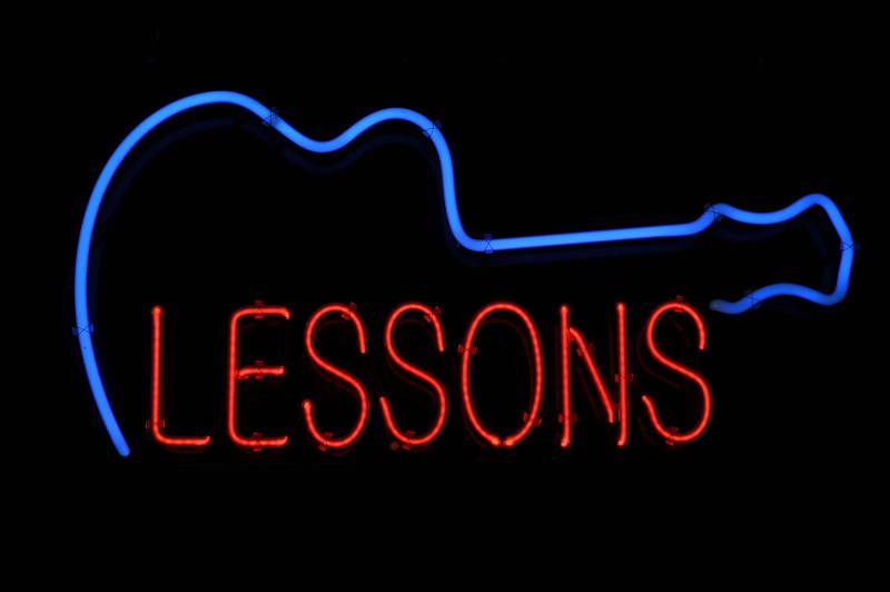 New : Guitar Lessons – Art Haus