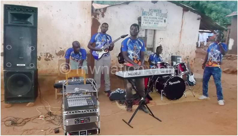 New band born in Zomba