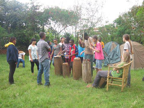 Summer camp festival rocks Musanze