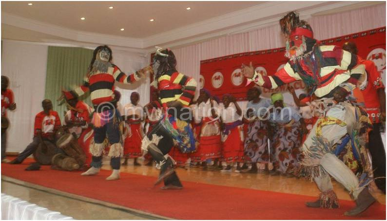 Chewas honour cultural custodians